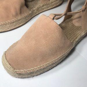 Coach Shoes - Coach Rita Suede Espadrilles New